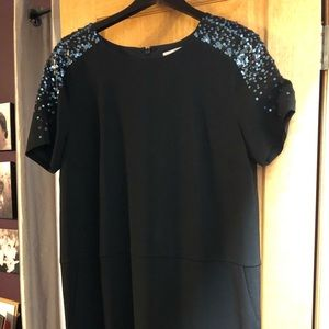 Nordstrom's Halogen cocktail dress with pockets